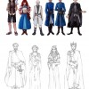The Way of Kings Characters III (Full Body)