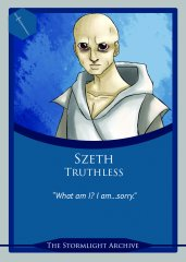 Stormlight Trading Cards