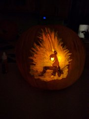 A Stormlight Pumpkin