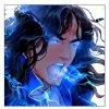Oathbringer Character Faceshot No.1 - Kaladin Inhaling Stormlight