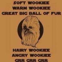 Undead Wookiee