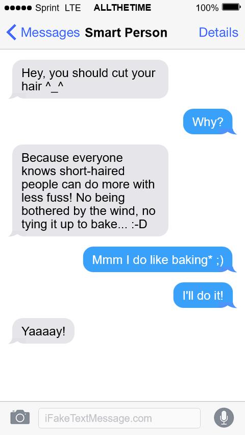iphone-1Zus - Fake Text Message
