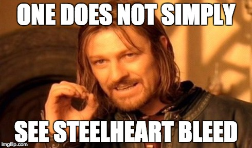 Image result for steelheart memes