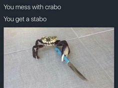 21 Crab Meme ideas | funny pictures, crab meme, hilarious