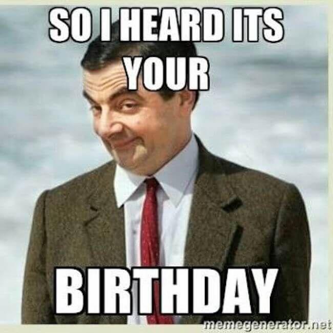 27 Happy Birthday Memes That Will Make Getting Older a Breese | Funny happy  birthday meme, Funny happy birthday pictures, Happy birthday man