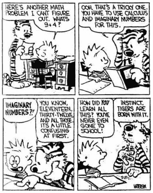 Calvin and Hobbes: Classic Cartoons | Calvin and hobbes comics ...