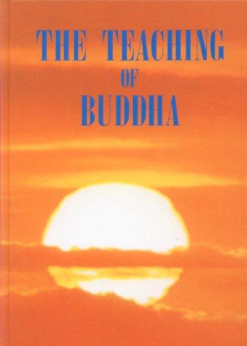 The Teaching of Buddha by [Bukkyo Dendo Kyokai]