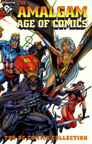 Amazon.com: The Amalgam Age of Comics (The DC Comics Collection)  (9781563892950): DC Comics: Books