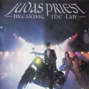 Judas Priest - Breaking The Law (1993, CD) | Discogs