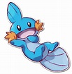 258 Mudkip by SarahRichford on DeviantArt