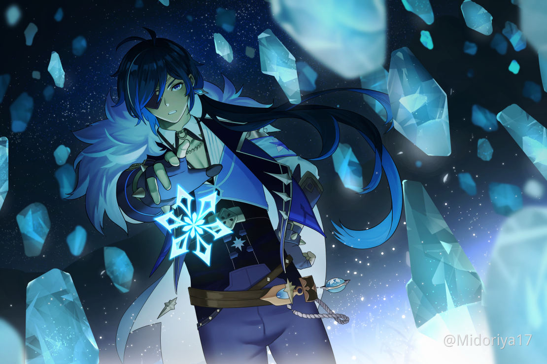 Cryo Chapter] Captain Kaeya - Genshin Impact - Official Community