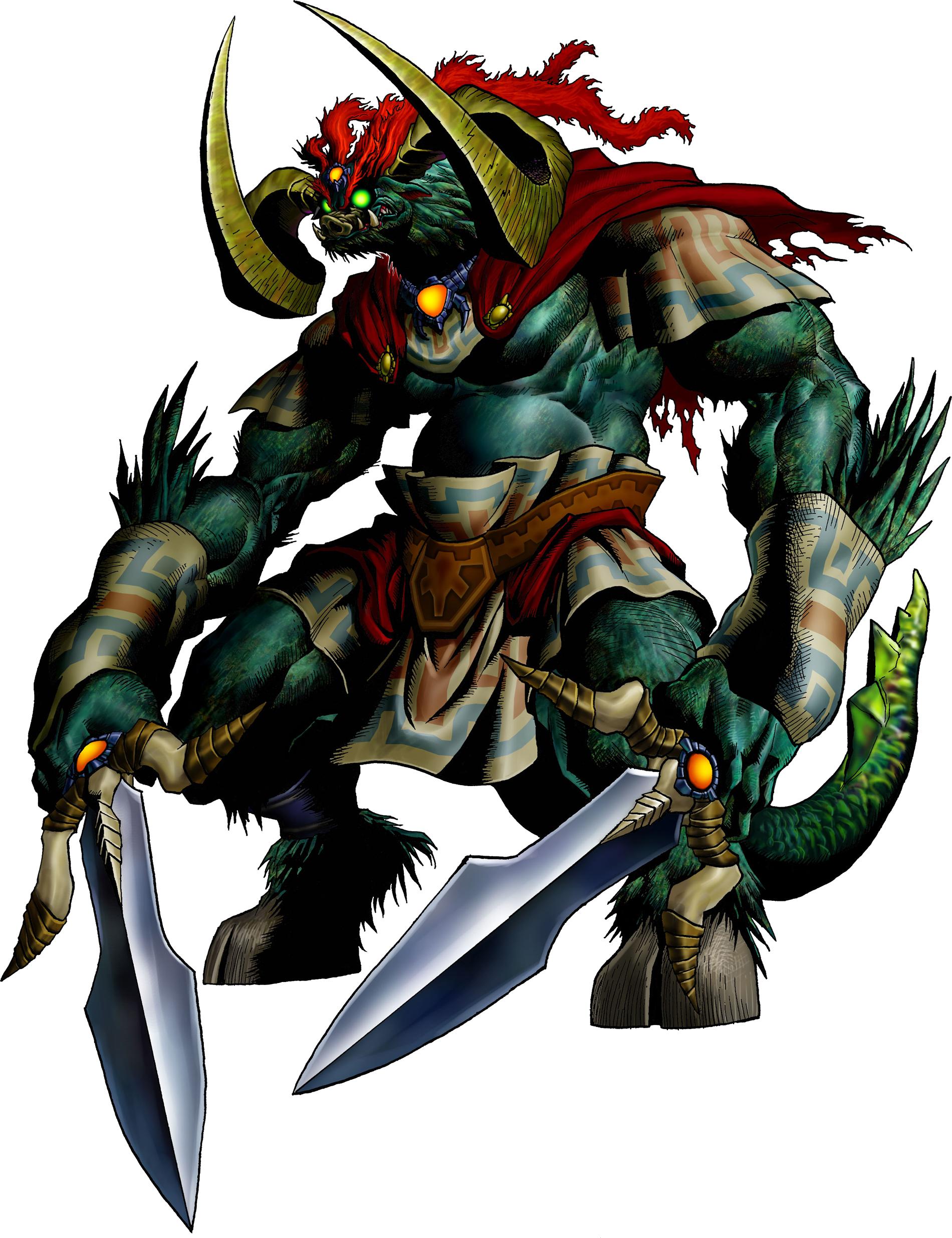 Ganon (Ocarina of Time) | Zeldapedia | Fandom