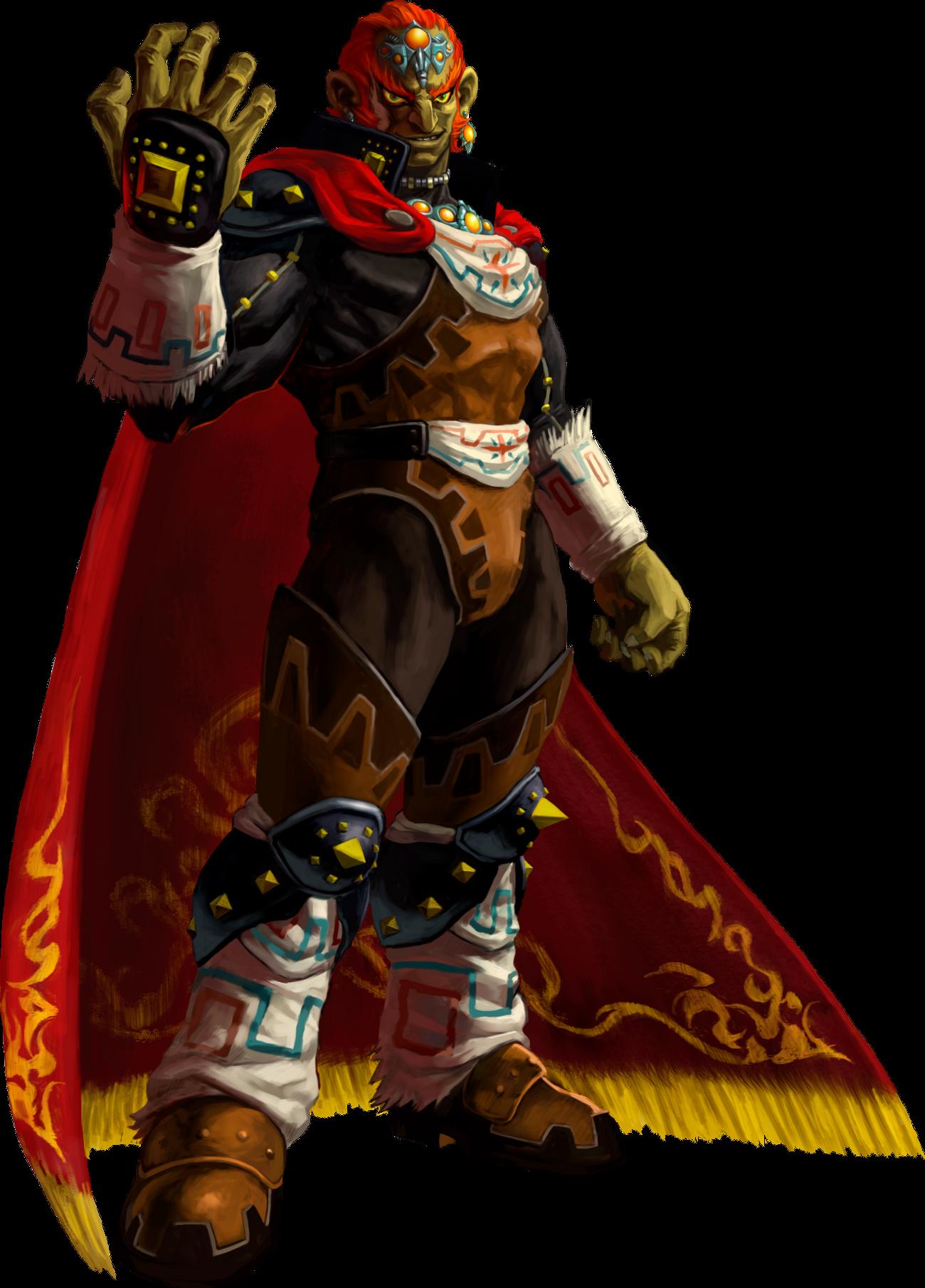 Ganondorf (Ocarina of Time) | Zeldapedia | Fandom