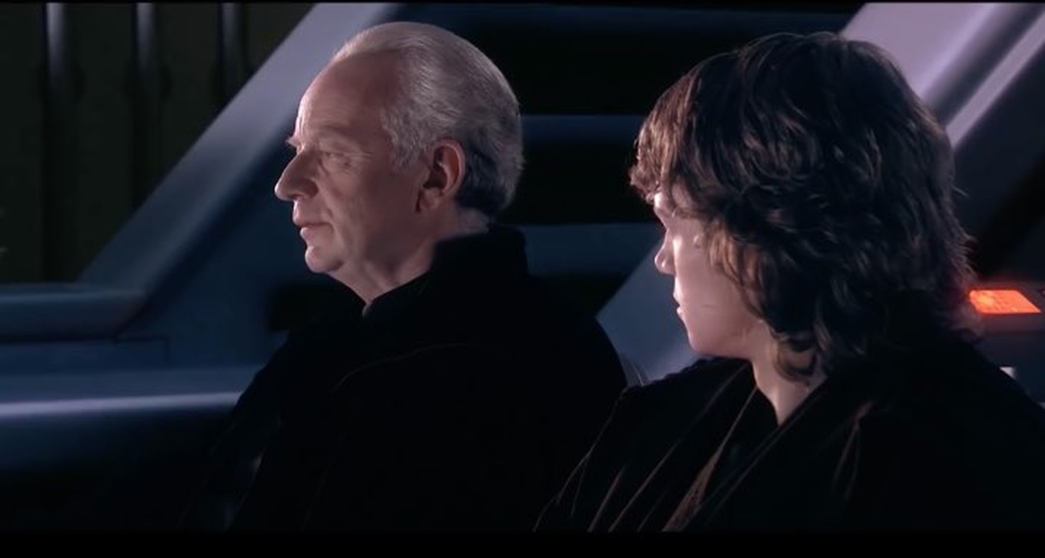 Image result for palpatine plagueis meme