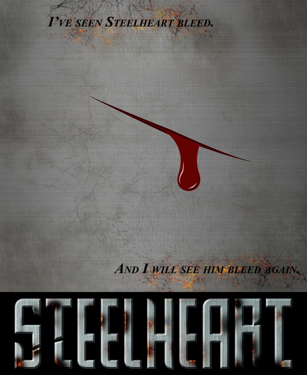 Steelheart Marketing Poster
