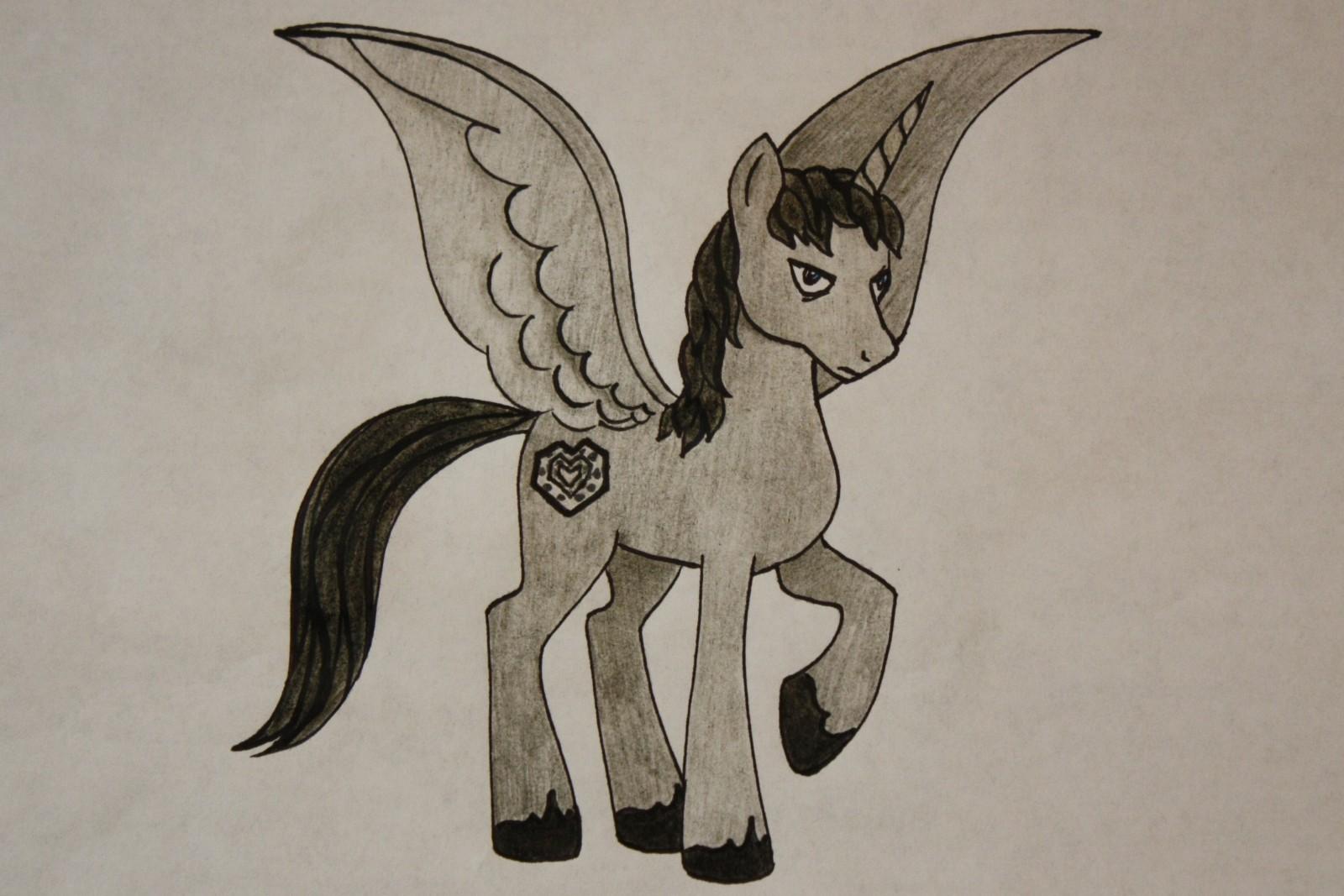 Alicorn Steelheart