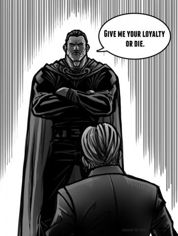 Steelheart's Ultimatum
