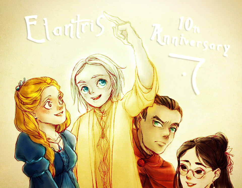 10th Anniversary Elantris!