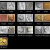 Allomancy Chart & Profile Glyphs