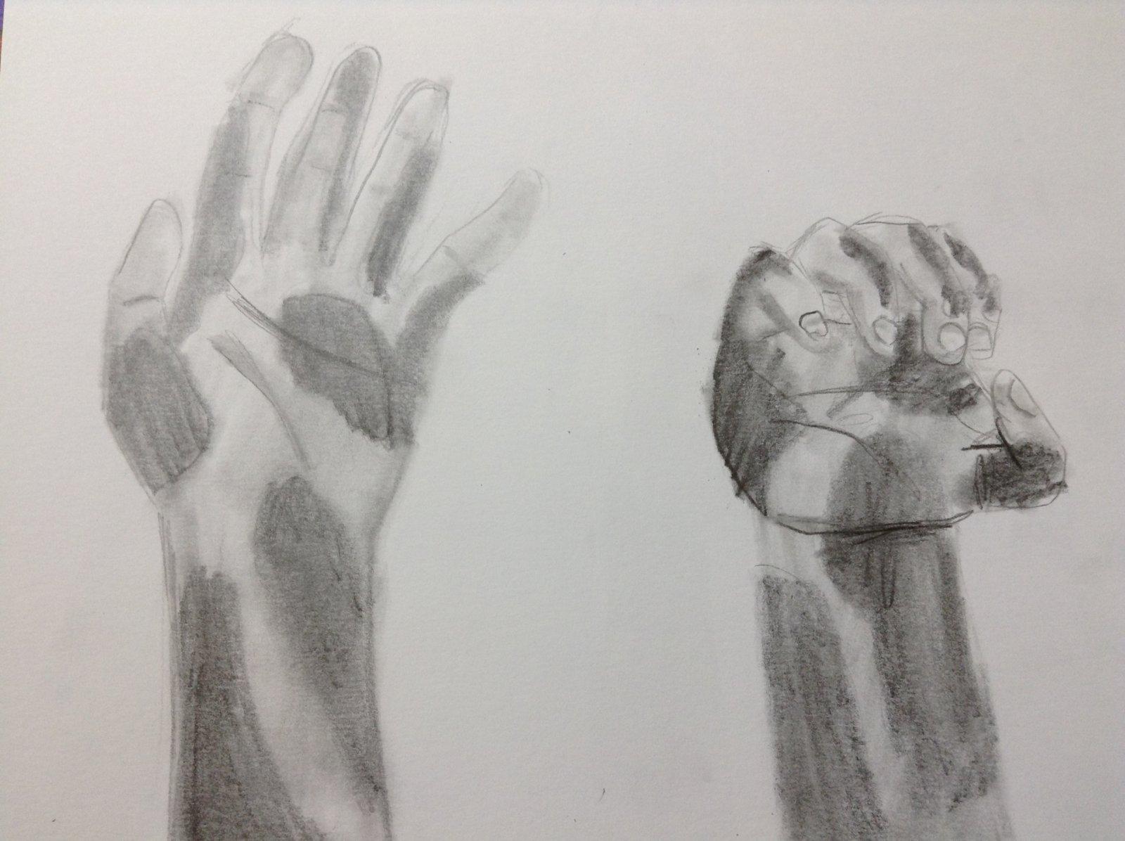 Elantrian Hands