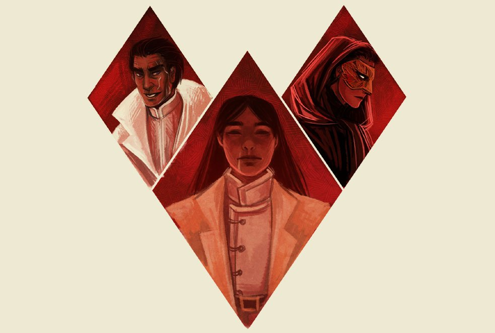 The Ghostbloods