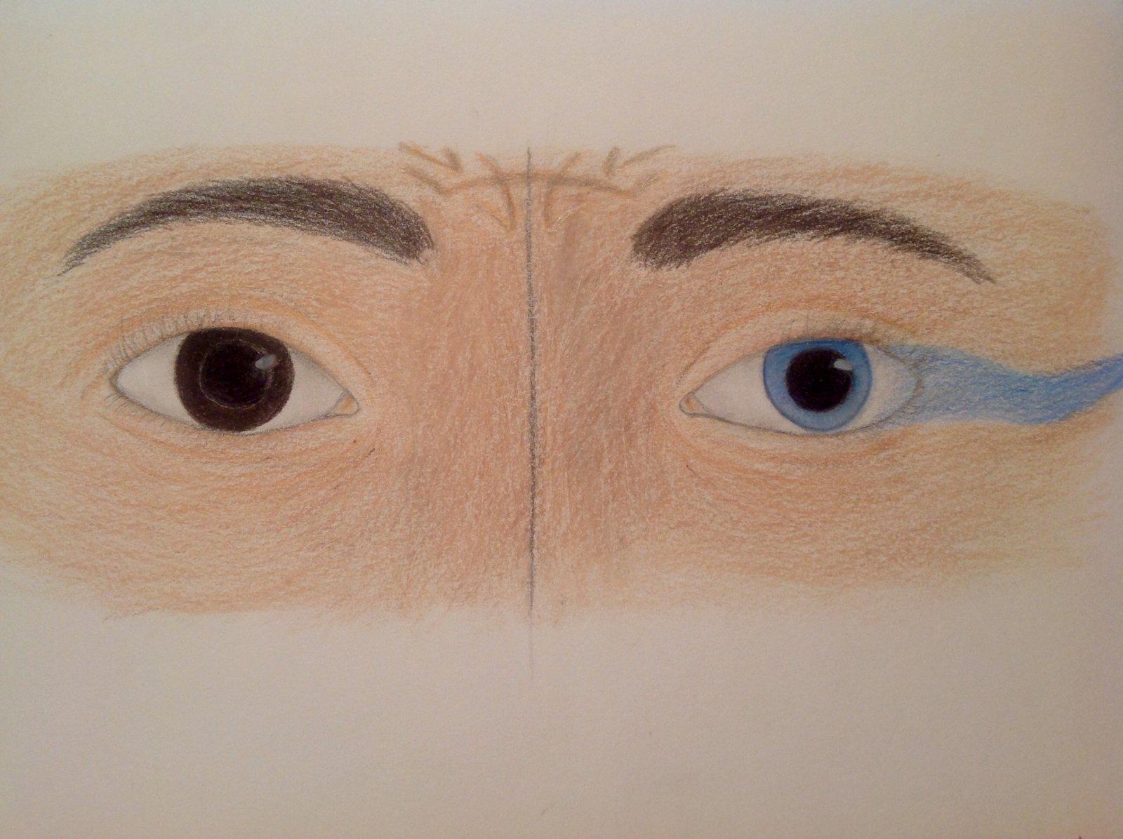 Kaladin's Eyes