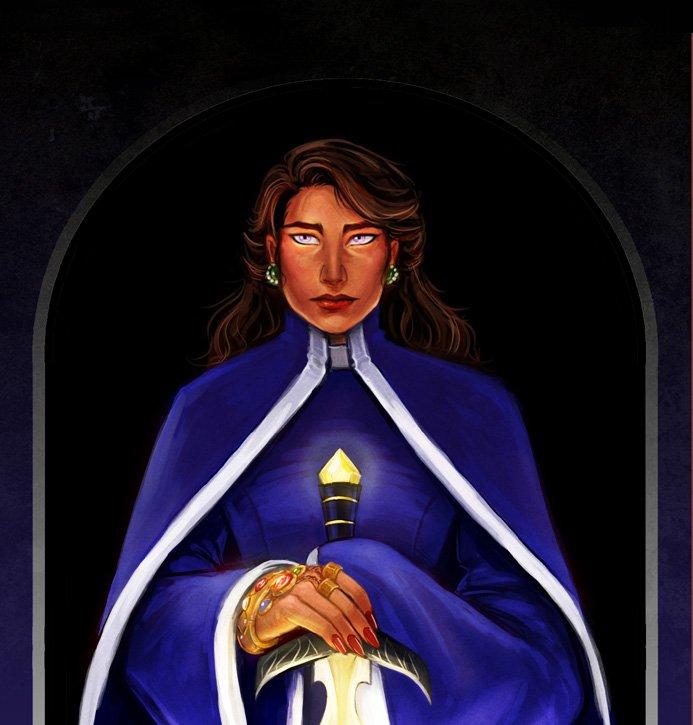 Jasnah Kholin Poster