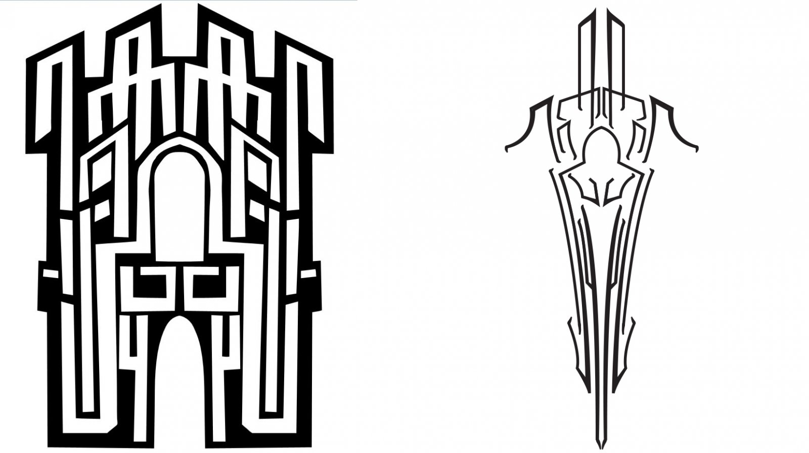 linil stylised in the shape of a sword.jpg