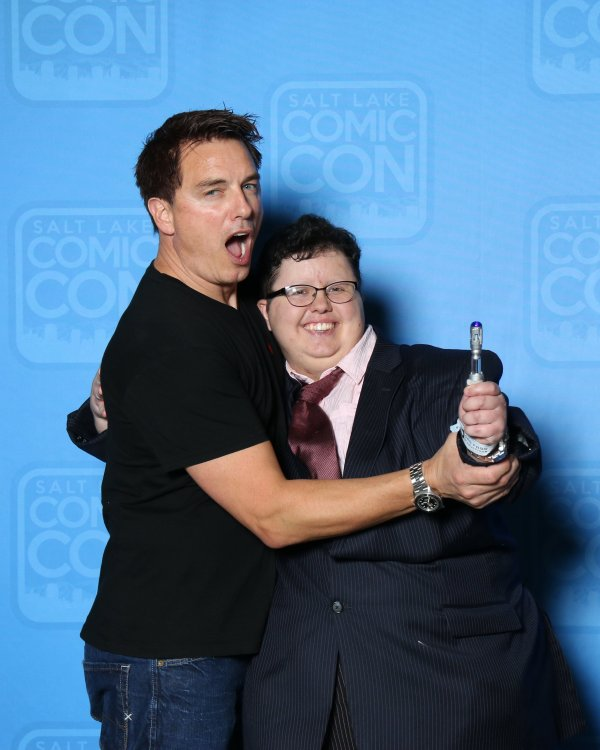 John Barrowman SLCC 2015 Small.jpg
