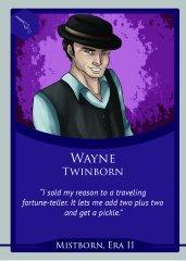 Mistborn Era II Trading Cards