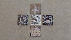 Five tiles