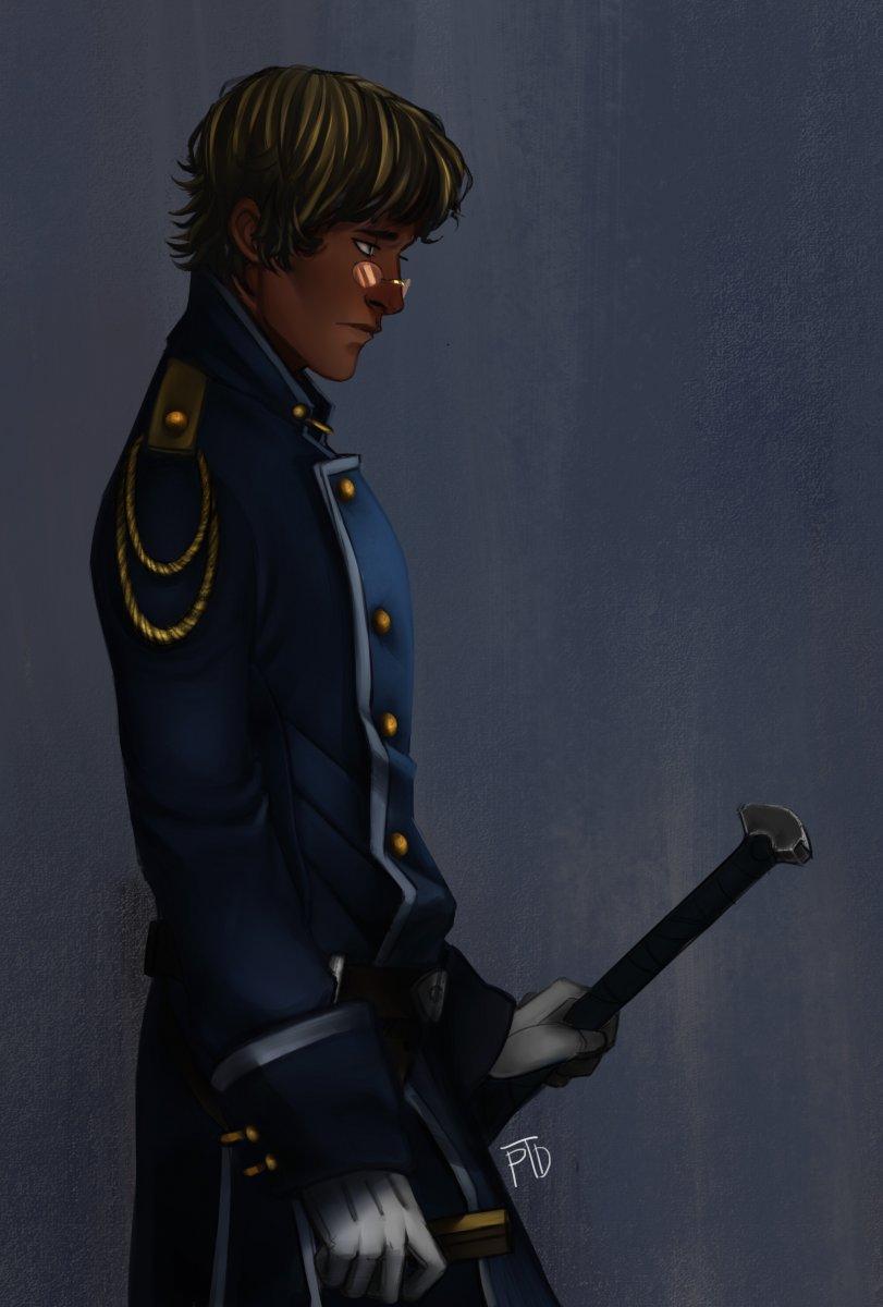 Renarin Kholin Painting