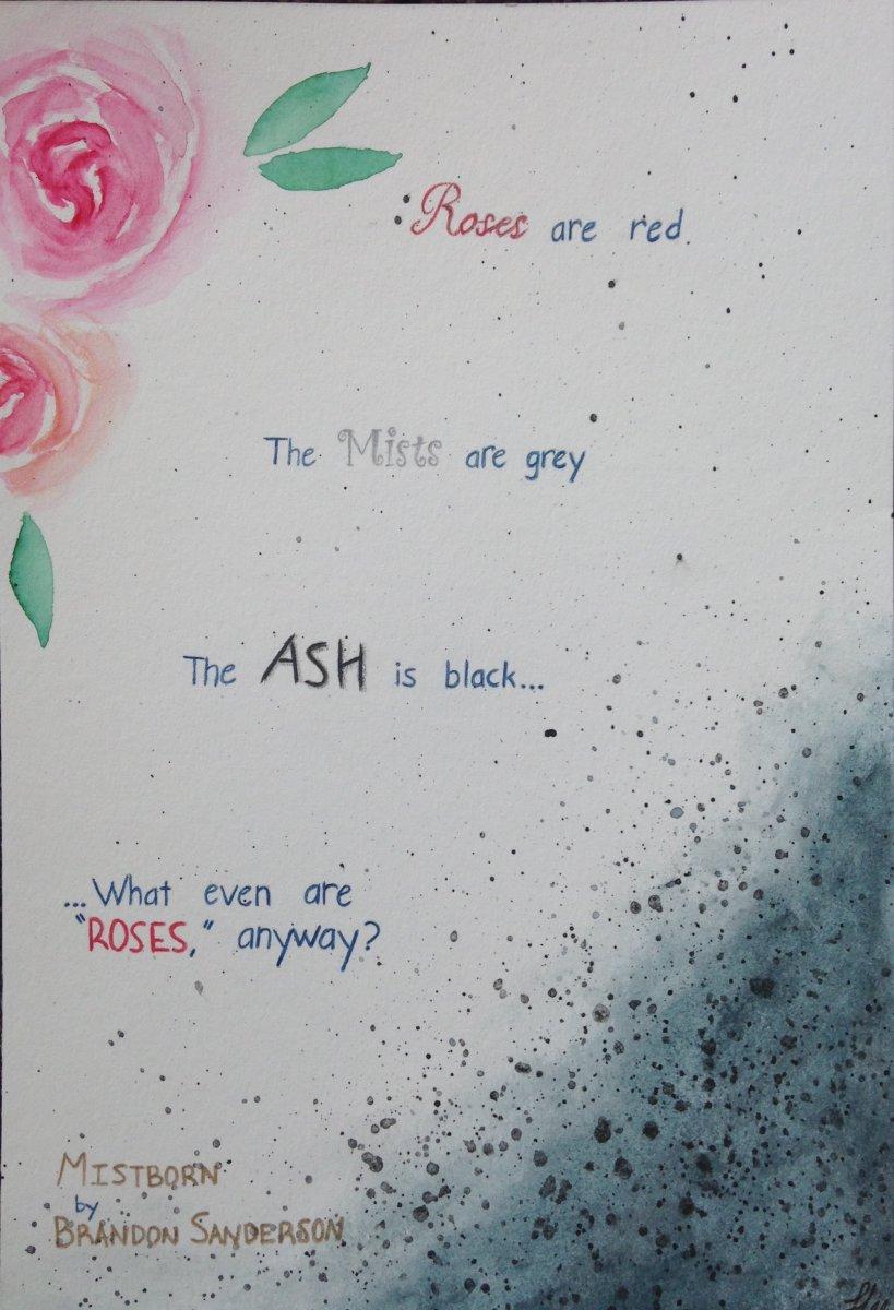 A Mistborn Valentine