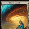 Storm count token
