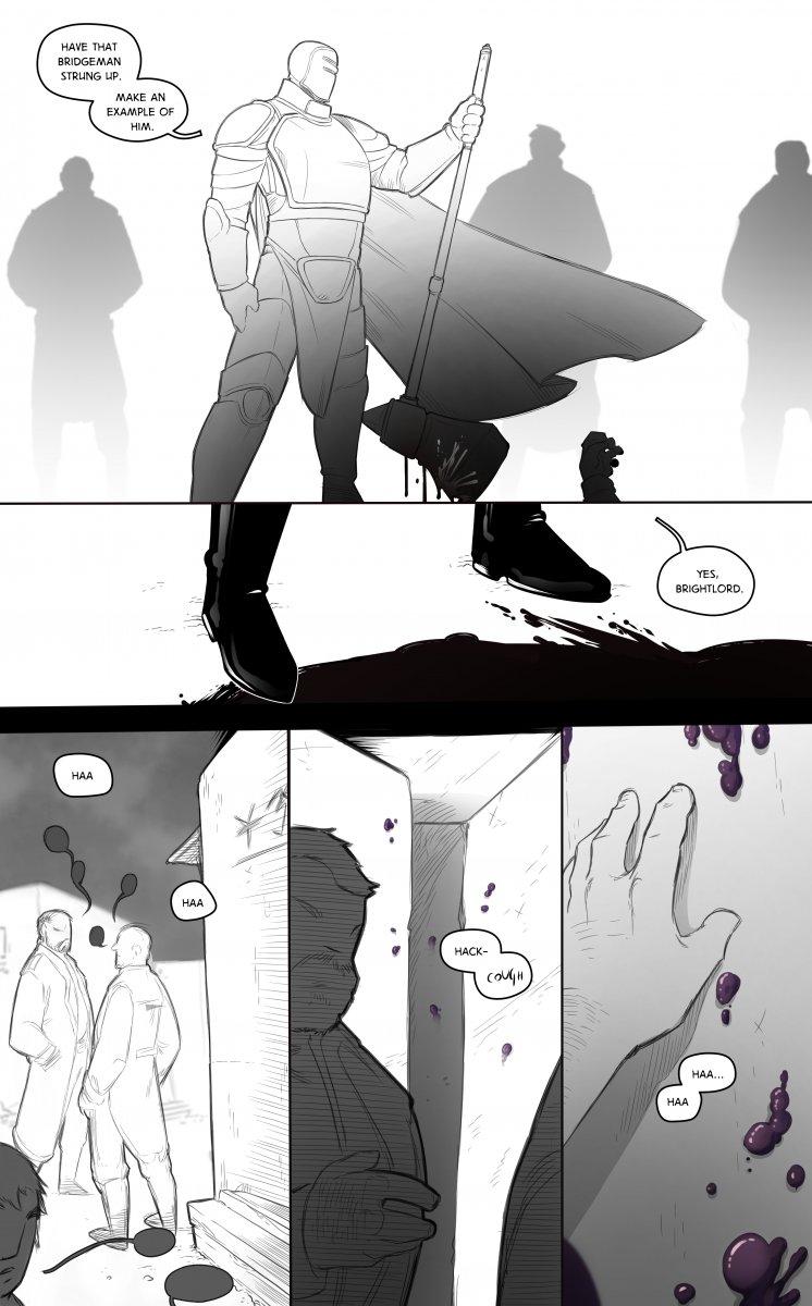 Gaz Redemption AU comic - page 20