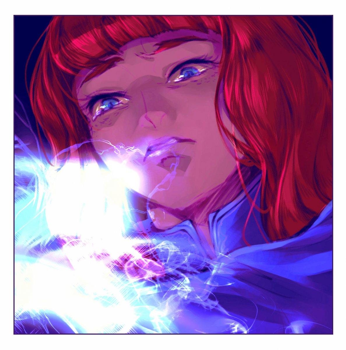 Oathbringer Character Faceshot No.2 - Shallan Lightweaving