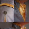 Jasnah costume details