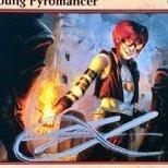 The Young Pyromancer