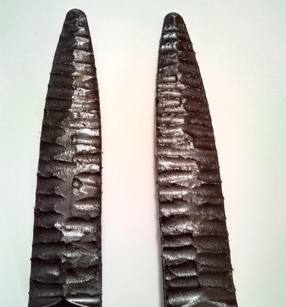 Blade Close Up (side 1)