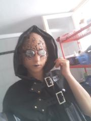 Mistborn cosplay