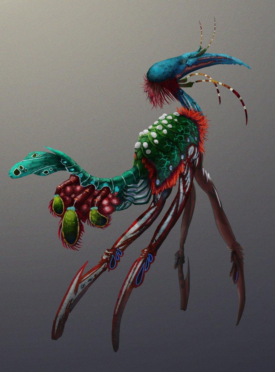Rosharan critter 01