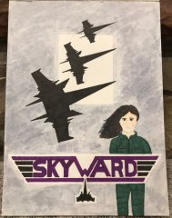 Assorted Skyward Art