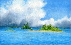 Stormlight Landscapes