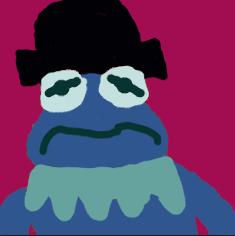 Captain Blue Kremit