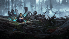 Nazh and the forests of Threnody