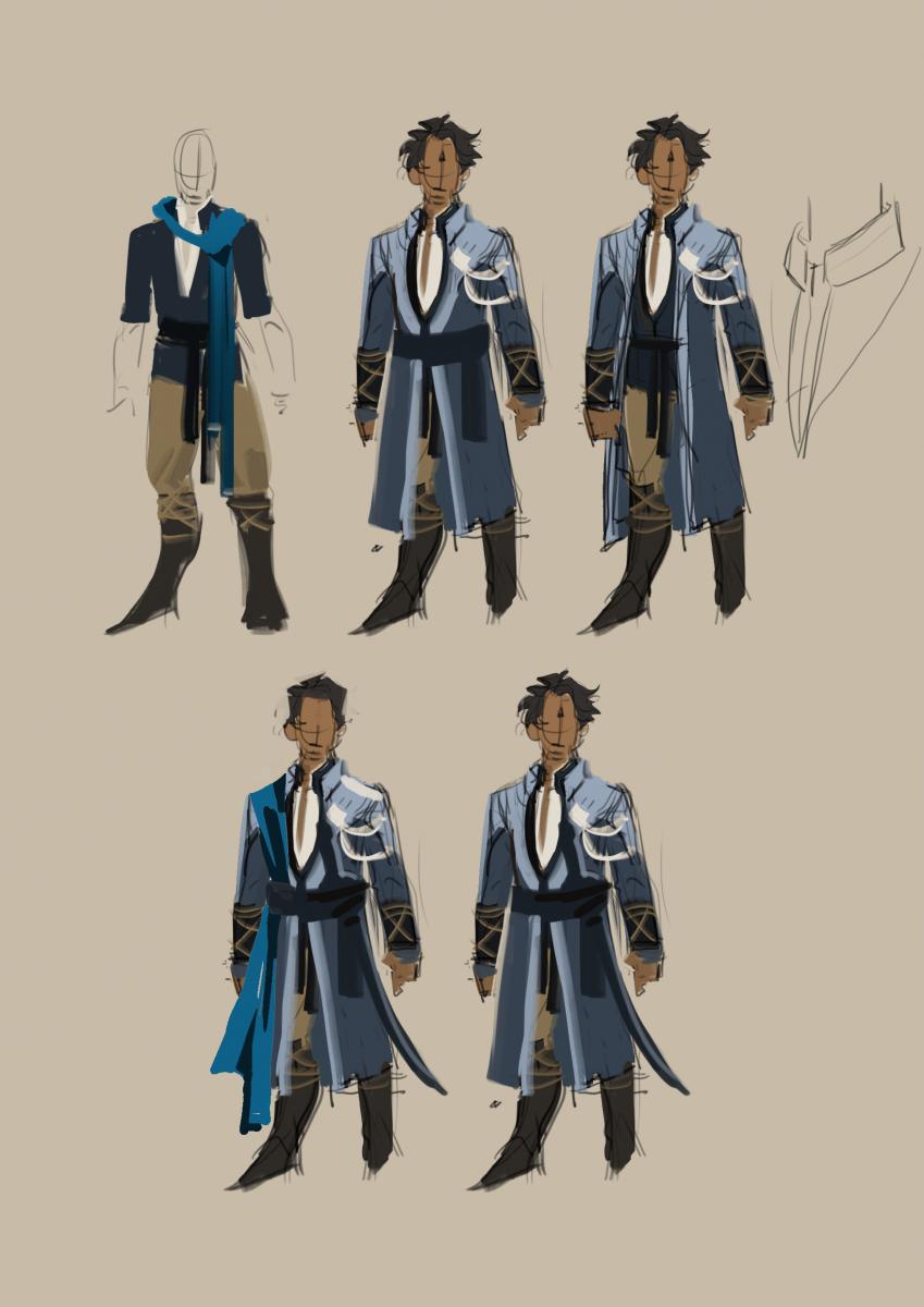 Kholin Uniform