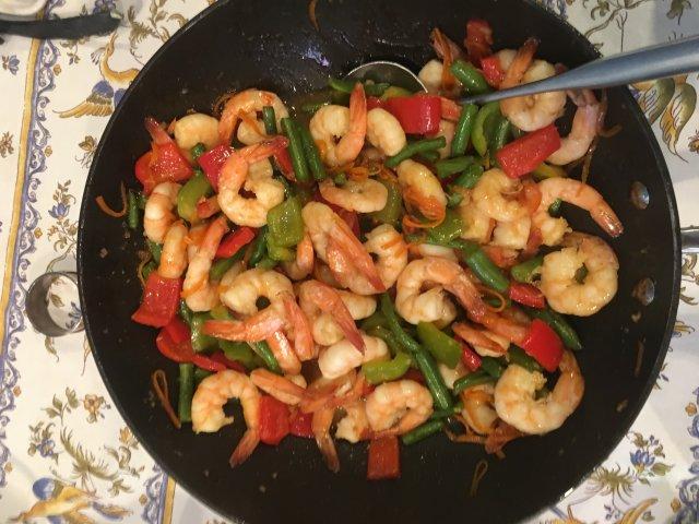 Shrimp HaiKo