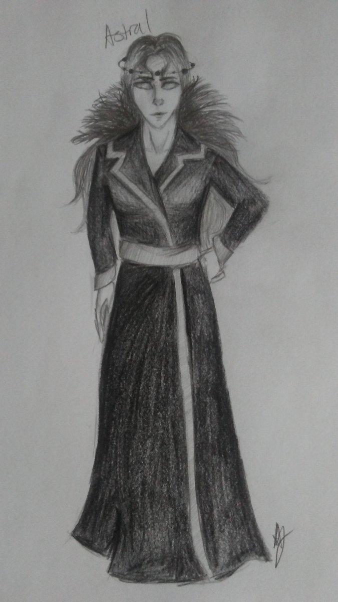 The Queen Herself