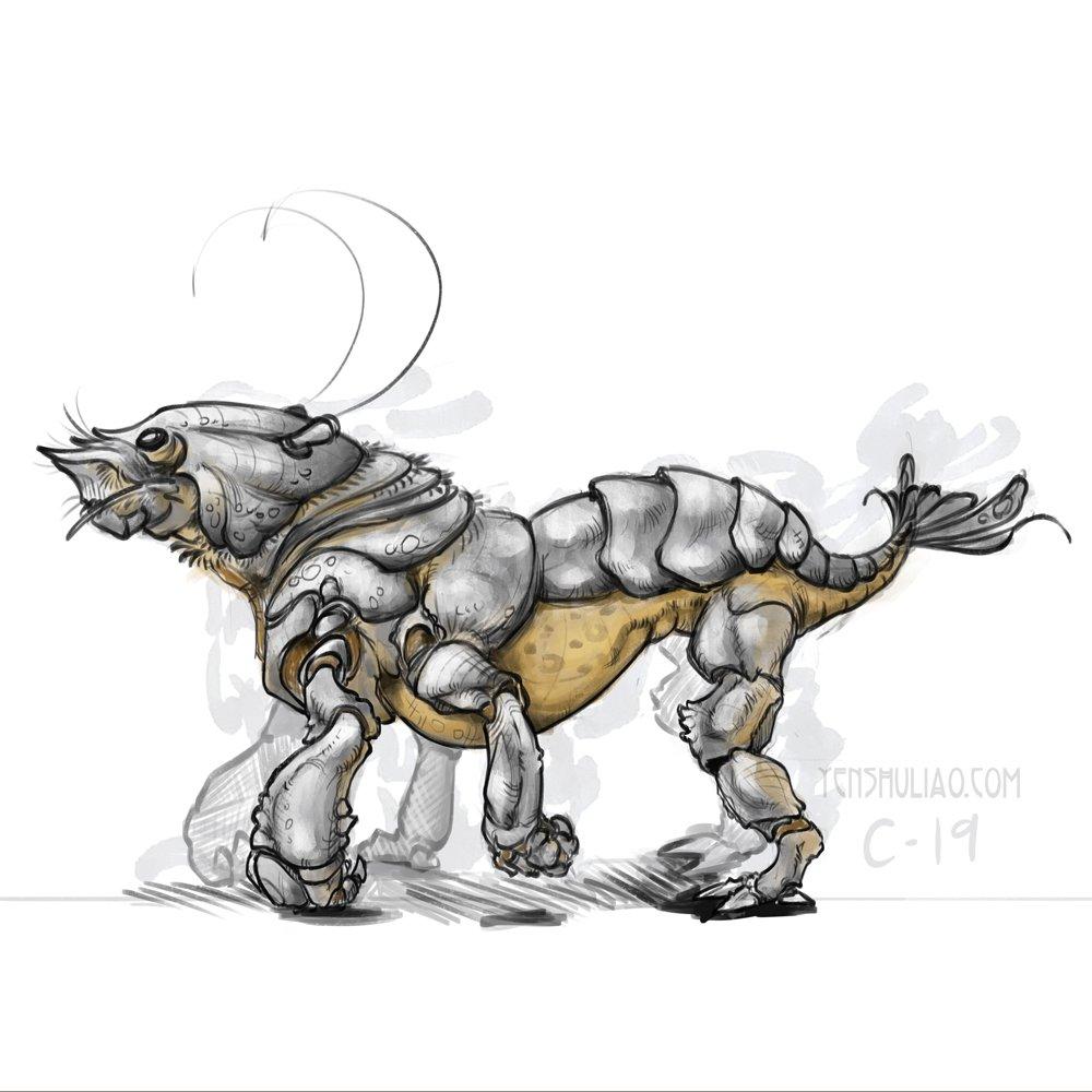 Axehound C-19