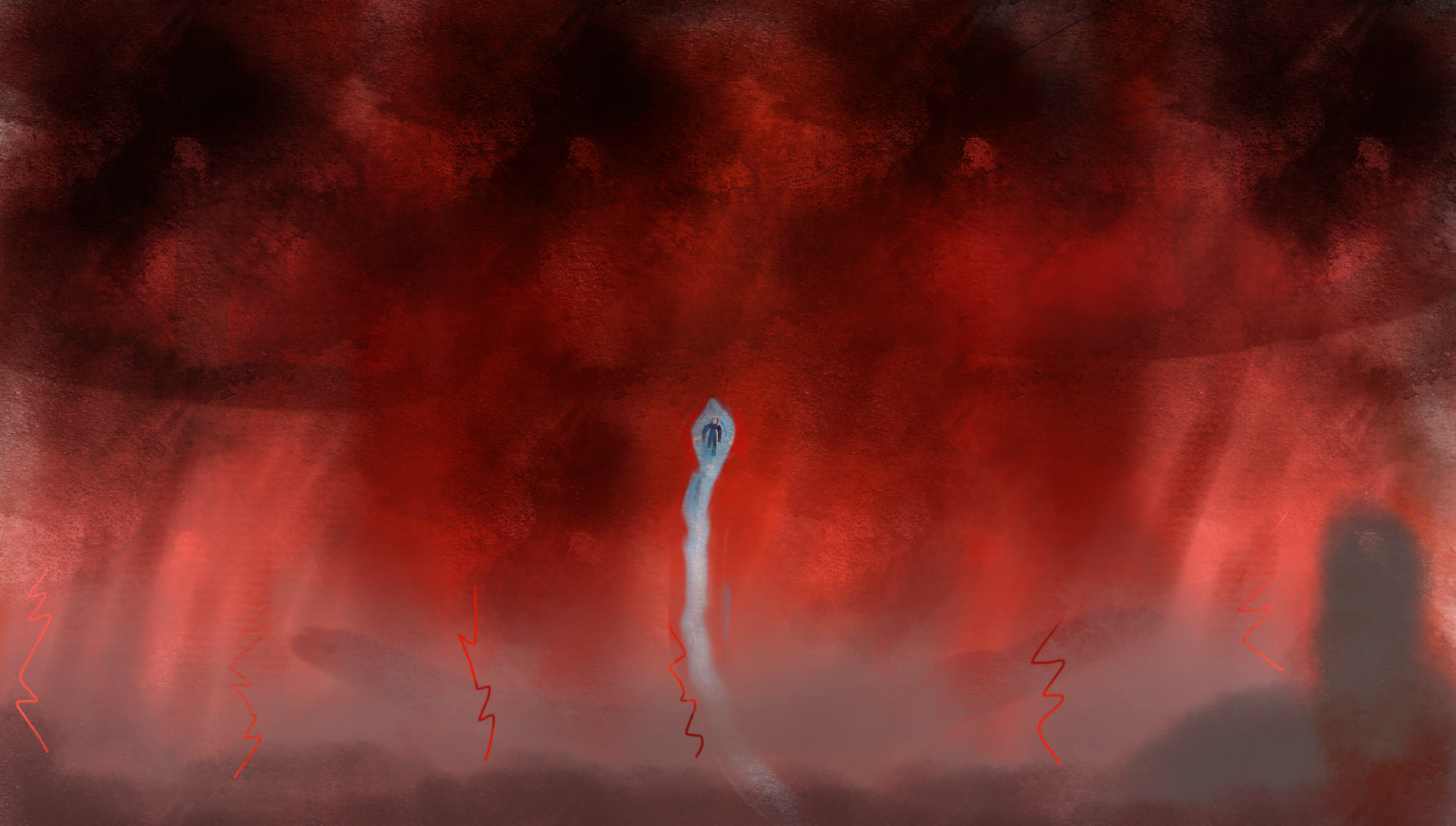 Kaladin vs. the Everstorm